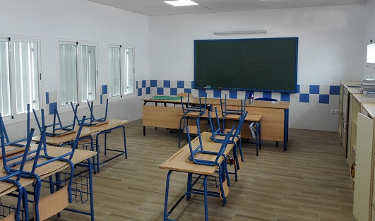 Educación oferta más de 93.000 plazas niños de tres años que se incorporan al sistema educativo.