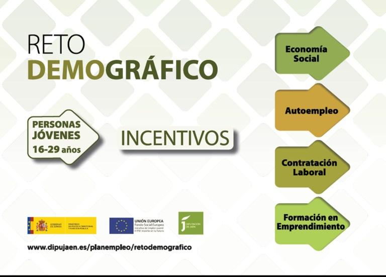 Las ayudas a jóvenes de los 78 municipios del Programa Reto Demográfico se pueden seguir presentando en el mes de mayo.
