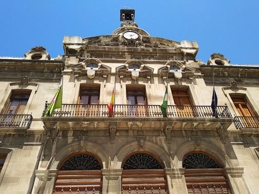 Diputación se suma al luto oficial por las víctimas mortales del coronavirus decretado por la Junta.