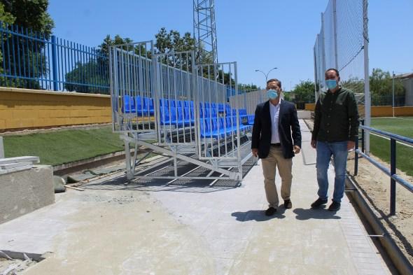Instalaciones deportivas de Andújar