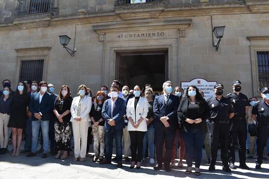 Maribel Lozano apela a la unidad de las administraciones públicas frente a la violencia de género.
