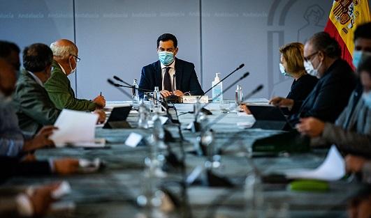 Andalucía permitirá la movilidad entre provincias a partir del lunes con el visto bueno del Comité de Expertos.
