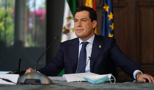 Moreno defiende ante Europa el papel esencial de las regiones en la lucha contra el cambio climático.