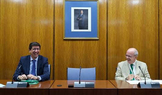 La Junta y las Cámaras de Comercio destinarán seis millones de euros a digitalizar empresas turísticas.