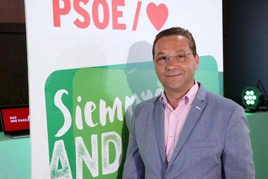 Indignación en Andújar por el recorte de la Junta de 1,2 millones de euros en empleo.