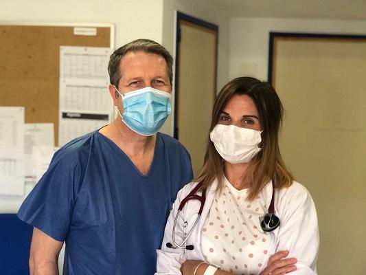 El Hospital de Jaén crea una consulta para pacientes tras superar el Covid-19.