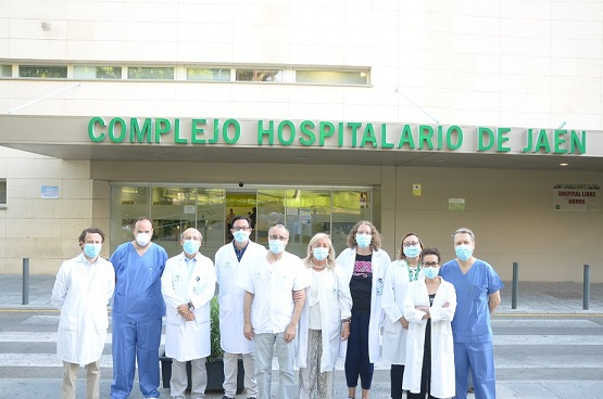 El Hospital de Jaén participa en el ensayo 'Solidarity' sobre tratamientos frente al Covid.