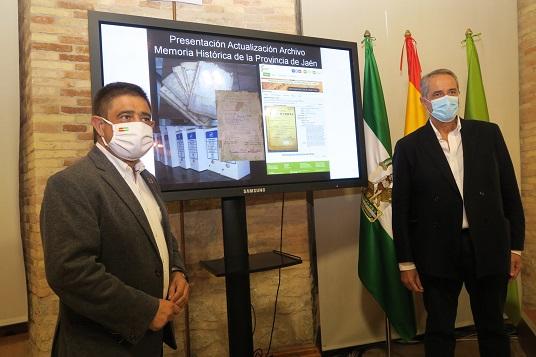 El Archivo de la Memoria Histórica de la provincia duplica sus expedientes y supera los 10.500 de jiennenses represaliados.