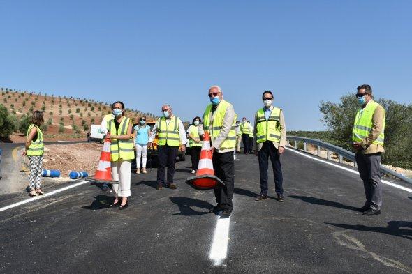 Carretera Andújar-Jaén