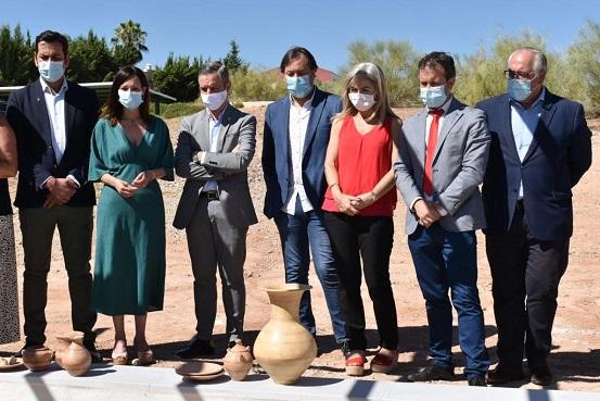 La Consejería de Cultura invertirá 320.000 euros en el enclave arqueológico de Puente Tablas.