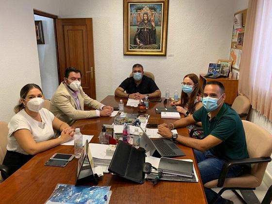 La Junta colabora con Arjonilla para afrontar la protección frente al COVID con ayudas para contratar a personal extra de limpieza.