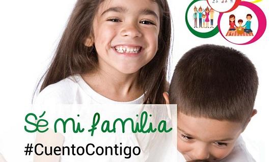Atendidos más de 2.800 menores mediante acogimientos familiares durante el primer semestre.