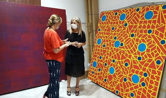 Cultura incentiva a artistas y galerías andaluzas con la compra de obras por 500.000 euros.