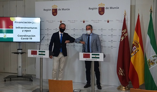 Andalucía y Murcia denuncian un «trato discriminatorio» del Gobierno en el reparto de fondos.