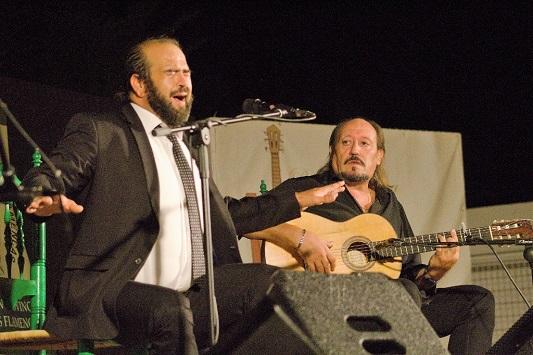 El flamenco se impone en Villanueva de la Reina.