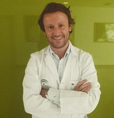 Francisco Javier La Rosa Salas, nuevo gerente del Hospital de Jaén.
