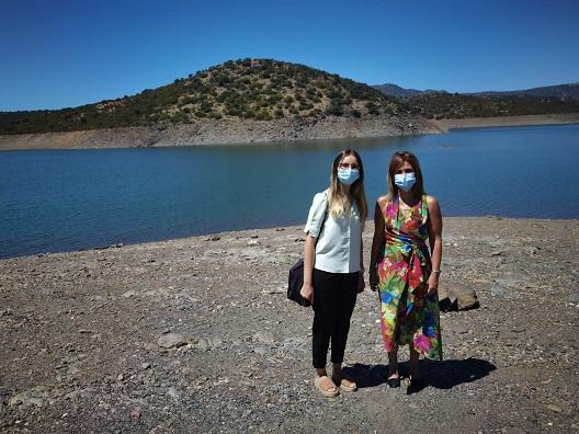 Salud destaca la calidad de las aguas de las zonas de baño en Jaén.