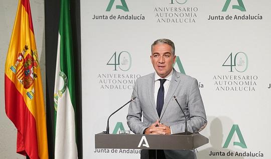 Andalucía convoca ayudas por 82 millones de euros para la industria agroalimentaria.