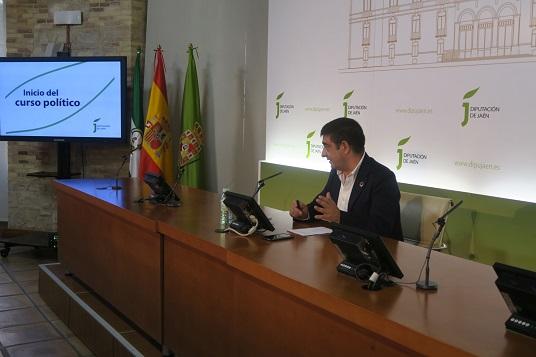 Diputación sitúa como prioridad para los próximos meses minimizar los efectos de la pandemia en la provincia.