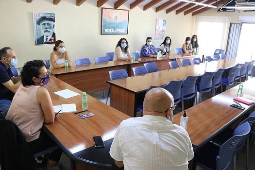 Satisfacción del PSOE tras conseguir que la Junta tenga que impulsar medidas de apoyo al sector de ocio infantil.