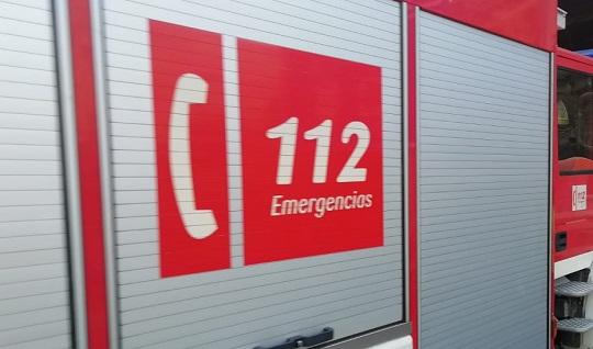 Una mujer de 71 años herida al producirse un incendio en una vivienda de Linares.