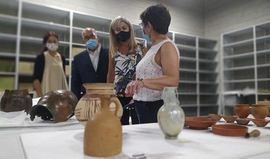 La Consejería de Cultura incorpora al Museo Íbero de Jaén 8.500 piezas de la colección Marsal.
