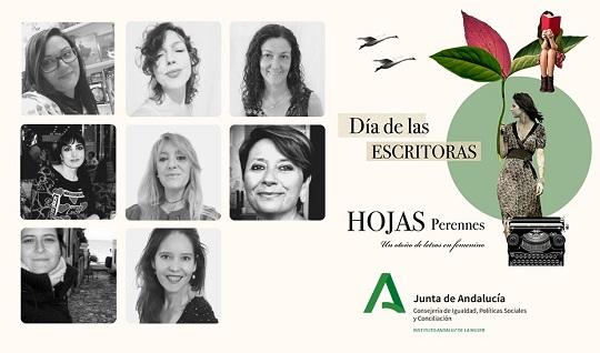 El IAM da protagonismo a ocho autoras andaluzas por el Día de las Escritoras.