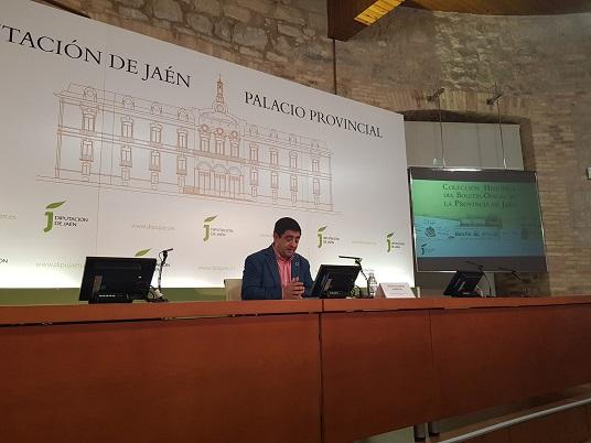El IEG de la Diputación digitaliza la colección histórica completa del Boletín Oficial de la Provincia de Jaén.