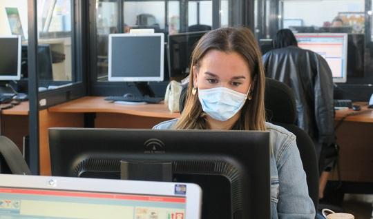 Igualdad ha incorporado 519 nuevos profesionales desde el inicio de la pandemia por Covid-19.