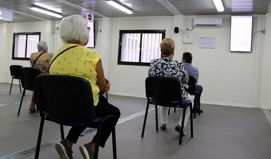 Los hospitales andaluces instalan un nuevo sistema de gestión electrónica de colas.