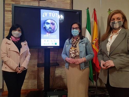 Diputación realizará on line sus actividades por el Día contra la Violencia de Género para llegar a más población.