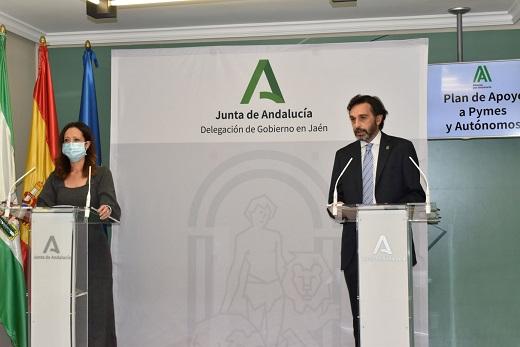 Autónomos de hostelería, comercio, taxi, peluquerías y feriantes pueden solicitar desde hoy las ayudas de mil euros de la Junta.