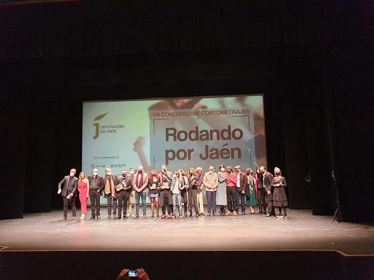 """El corto Te recordaré cuando vea buitres volar, de David Heredia, gana el Concurso """"Rodando por Jaén"""" de Diputación."""