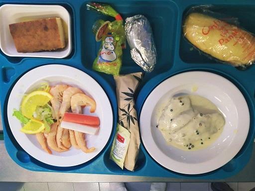 Los Hospitales de Jaén ofrecen menús especiales en las fiestas navideñas.