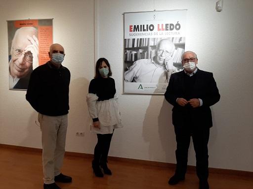 El Centro Andaluz de las Letras rinde homenaje al filósofo Emilio Lledó en Jaén.