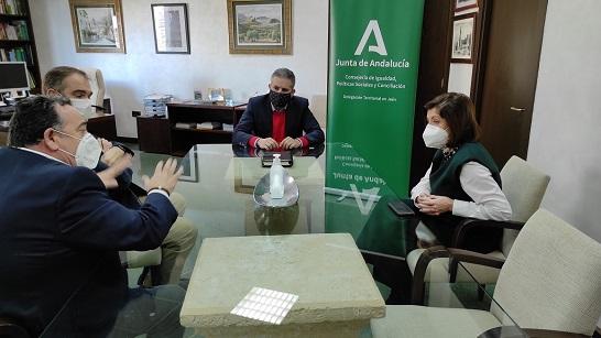 Igualdad destina 1.300.000 euros a las residencias y centros de día de Jaén.