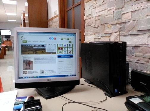 Un total de 38 ayuntamientos jiennenses renuevan sus equipamientos informáticos con apoyo de la Diputación.