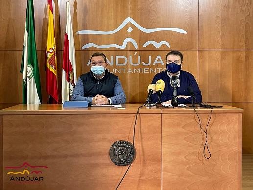 SOMAJASA realizará en Andújar una limpieza extraordinaria de imbornales que complementará las labores que hacen anualmente de mantenimiento.