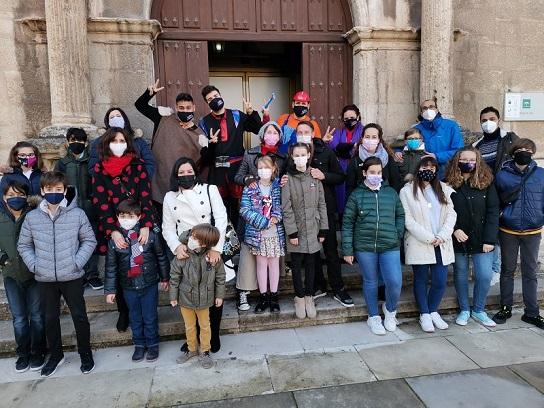 """La Consejería de Cultura implicó a cien jienenses en la actividad """"Museos, el gran reto""""."""