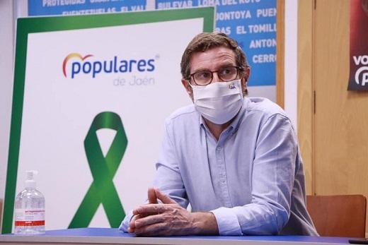 El PP defiende el trabajo conjunto que ha conllevado la Declaración Institucional de la Diputación en apoyo a la ciudad de Linares.