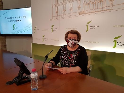 Diputación aprobará en su próximo pleno la primera fase del Plan Provincial, que destinará 4,9 millones de euros a obras.