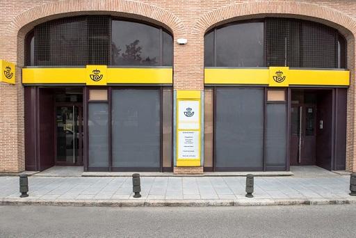 104 puntos de atención de Correos en la provincia de Jaén ya prestan los servicios de ingreso y retirada de efectivo para los clientes del Banco Santander.