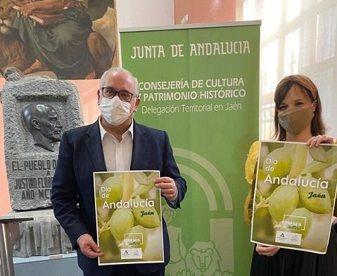 La Consejería de Cultura ensalza la riqueza patrimonial para celebrar el Día de Andalucía.