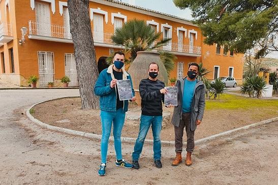 Escañuela presenta su candidatura al premio de apoyo a proyectos culturales innovadores en Andalucía.