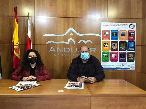 La concejalía de Medio Ambiente de Andújar impulsa una nueva edición del Programa Municipal de Divulgación y Educación Ambiental.