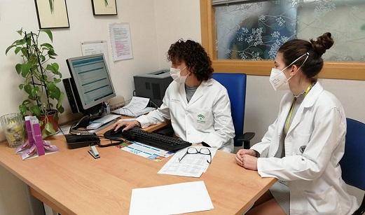 El SAS invierte más de 35 millones en equipamiento informático de hospitales.