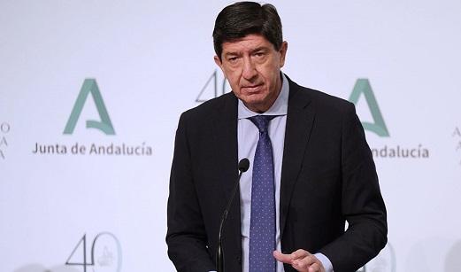 La Junta apoya el mantenimiento de 145.000 empleos afectados por ERTE con 270,5 millones.