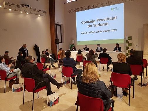 Diputación de Jaén impulsa una estrategia de reactivación turística dotada con más de 1,1 millones de euros.