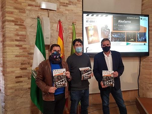 Akelarre, con cinco Premios Goya, protagoniza el regreso de los Encuentros con el Cine Español de la Diputación.