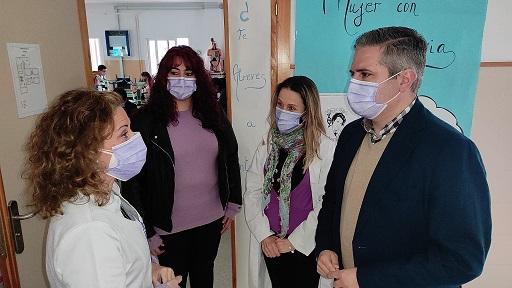 Los centros educativos de la provincia de Jaén celebran el Día Internacional de la Mujer.